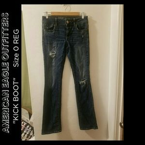 AMERICAN EAGLE OUTFITTERS Size 0